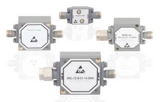 Broadband High Power Limiters have ruggedized design.