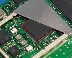 Thermal Interface Material offers EMI absorption.