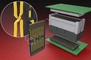 High Speed Elevated Array offers design density and flexibility.