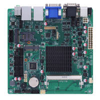 Mini-ITX Motherboard features quad-core SoC.