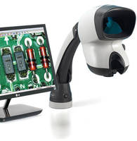 Stereo Microscope combines 3D imaging and HD capture.