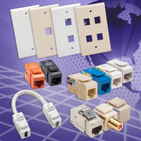 Structured Wiring Solutions aid data/voice/video installation.