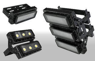 Heatsink Kit supports 120 W LED flood lights.