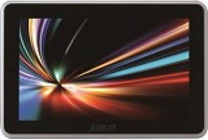 Panel PC targets infotainment applications.