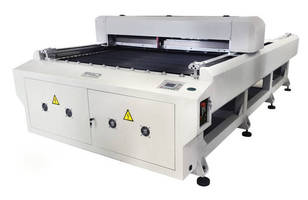 Laser Engraver handles heavy-load and high-throughput operation.
