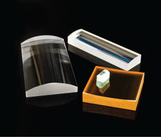 RMI's Next Generation of Precision Cylindrical Lenses: Enhanced Cylindrical Lens Line Includes a Range of Materials from DUV to FIR