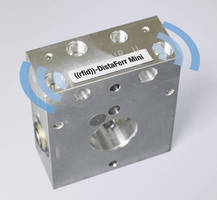 Small RFID-UHF Label is designed for on-metal applications.