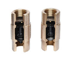 Check Valves work with VFD-controlled submersible pumps.