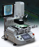 SMT/BGA Rework System handles any SMD repair.