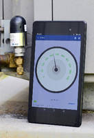 Pressure Transducer uses app for remote monitoring.