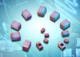 Thin Film Chip Capacitors serve medical RF applications.