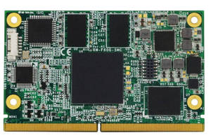 SFF SMARC Module supports ARM Cortex A9 i.MX6 processors.