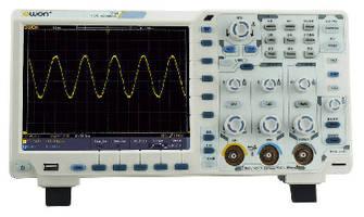 Multi-Function Oscilloscopes feature 12-bit resolution.