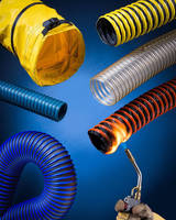 Fire-Retardant Flexible Hoses meet/exceed UL94V-0 requirements.