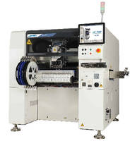 SMT Placement Machine offers placement speed of 32,000 cph.