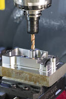 AlCrN-Coated, Solid Carbide Drill has multipurpose geometry.