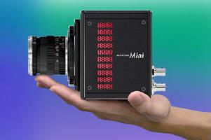 High-Speed Camera offers ISO light sensitivity of 40,000.