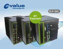 Avalue Introduces SLP-SKL, EMX-Q170 and EAX-Q170, Based on the 6th Generation Intel