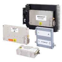 GaN Power Amplifiers boast high power and high gain.