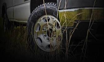 All Terrain All Season Tire has etched sidewall design.