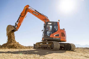 Crawler Excavators move to Tier 4 compliance.