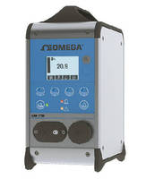 Oxygen Analyzer features portable benchtop design.
