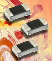 Thick Film Chip Resistors are pulse proof and sulfur resistant.