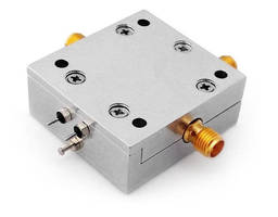 High Gain RF Power Amplifiers offer high output, gain, linearity.