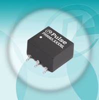 Isolation Power Transformers suit communications interfaces.