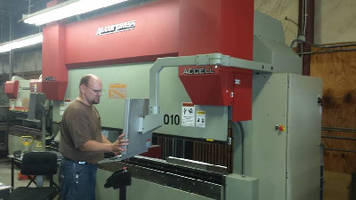 Wilke Enginuity Adds New Press Brake to Increase Bending Capabilities