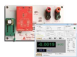 Evaluation Kit tests analog and digital pressure sensors.