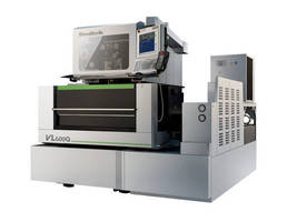Wire EDM Machine maximizes efficiency via integrated technology.