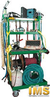 Tool Cart targets industrial plastic molding industry.