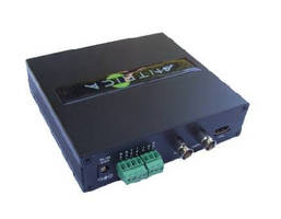 Video Decoder works with IP network cameras.