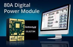 Digital DC/DC Power Module features PMBus interface.