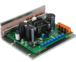 Actuator Control features microprocessor-based design.
