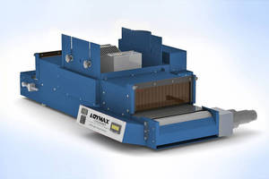LED Conveyor System Offers Consistent, Fast Curing