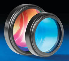 Imaging Filters serve machine vision, imaging applications.