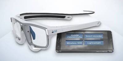 Smart Recorder connects eye tracking glasses to remote observers.