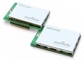 RF Wireless Modules offers high output power, data rates.