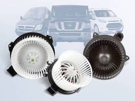 HVAC System VDO Blower Motors replace commercial van parts.