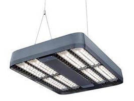 LED High-Bay Luminaire combines energy efficiency, high output.