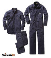 Flame Resistant Clothing features lightweight design.