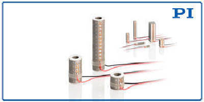Tubular Piezo Stack Actuators utilize multilayer technology.