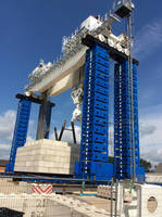 Enerpac Completes Testing on World's Largest Offshore Gantry Crane