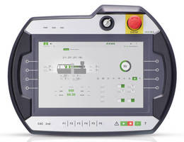 Ergonomic Tablet delivers power needed in industrial environments.