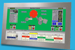 "Nortech 23"" Monitor Chosen to Outfit Two New Cheese Processing Plants"