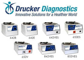 Block Scientific Offering Quality Horizontal Centrifuges from Drucker Diagnostics