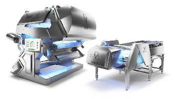 Digital Sorting Systems detect foreign materials.