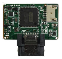 Cable-Less Disc-On-Module SSDs utilize SATA power technology.